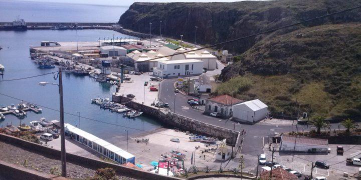 Empreitada de Requalificação da Lota de Vila do Porto – Ilha de Santa Maria