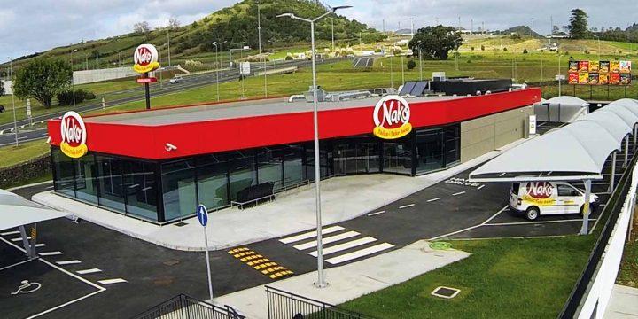 Empreitada Nako – Loja Take Away, Ponta Delgada – Ilha de São Miguel