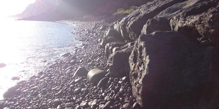 Empreitada de Protecção e Reforço Costeiro da Baía de Canas, Ilha do Pico