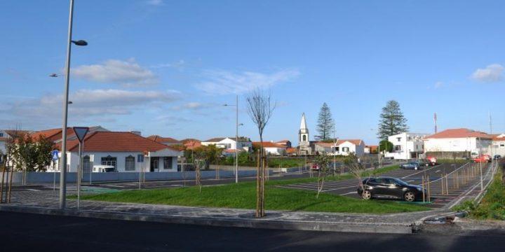Empreitada de Requalificação do Centro da Vila da Madalena – 2ª Fase, Ilha do Pico