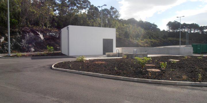 Empreitada de Construção do Centro de Processamento de Resíduos e do Centro de Valorização Orgânica por Compostagem da Ilha do Pico
