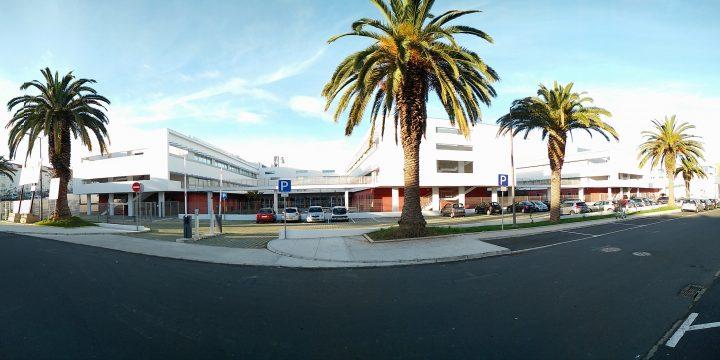 Empreitada de Construção de Novas Instalações Para a Escola Basica do 2º Ciclo Canto da Maia – S.Miguel – Açores