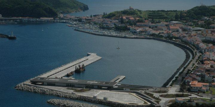 Empreitada de Requalificação e Reordenamento da Frente Marítima da Cidade da Horta (em Consórcio)