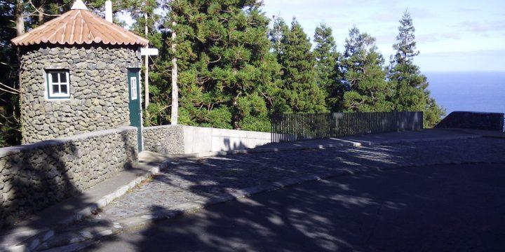 Empreitada de Reparação e Correcção das Estruturas Hidráulicas do Caminho Municipal da Fajã dos Cubres – Concelho da Calheta, Ilha de São Jorge
