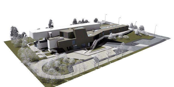 Empreitada de Construção do Centro de Acolhimento Temporário ao Sem-Abrigo, Ilha de São Miguel