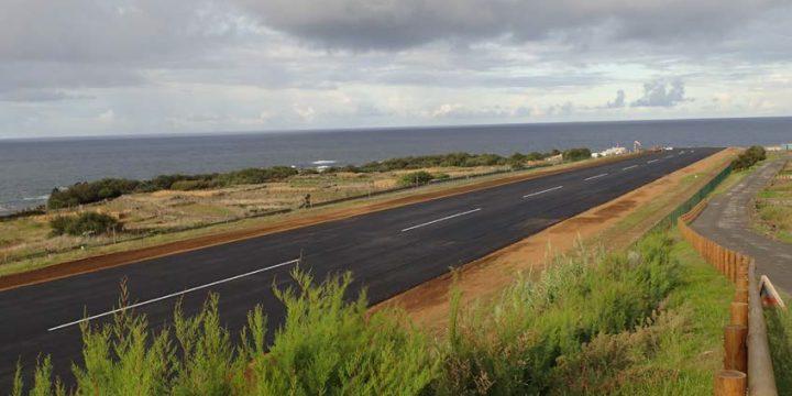 Empreitada de Aeródromo da Ilha do Corvo, Açores – Reforço do Pavimento da Pista