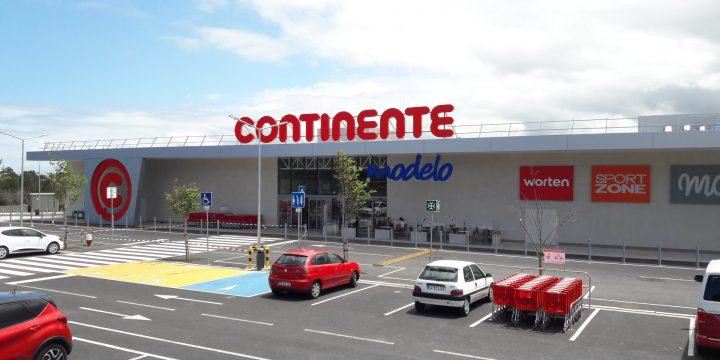 """Empreitada de Construção das Novas Instalações """"Continente-Modelo"""" na Vila das Capelas"""