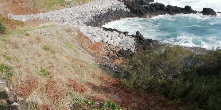 Empreitada de Execução do Projecto de Retenção a Norte da Protecção Costeira do Troço a Norte do Porto de Pesca da Maia