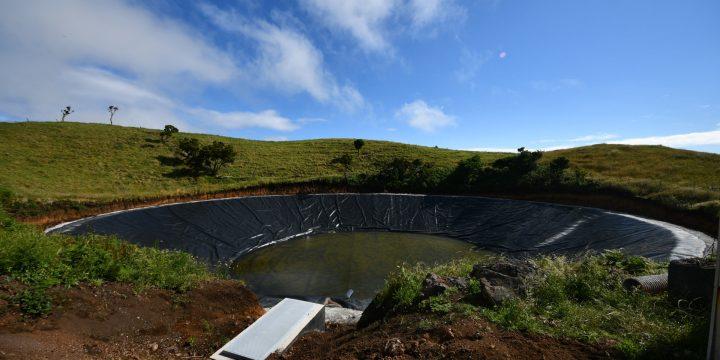 Empreitada de Aproveitamento dos Recursos Hídricos e Impermeabilização da Lagoa do Paul