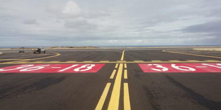 """Empreitada """"Aeroporto De Santa Maria – Reabilitação do Taxyway Charlie"""""""