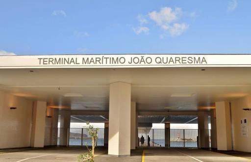 Empreitada de Construção Novo Terminal de Passageiros do Porto da Madalena, na Ilha do Pico